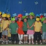 Lasteaialaste omavalmistatud peakatted [1280x768]