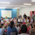 Luuletuse naljakatest numbritest lugesid Naksitrallide rühma lapsed (Small)