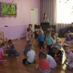 Männipargi lasteaias