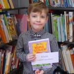 II koht 5 aastaste laste arvestuses Robin Allilender