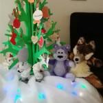 Sõber Karu ja Prügihundi jõulutegu (Large)