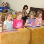 Väikesed muusikud  vanemõpetaja M. Metsa juhendamisel (Small)